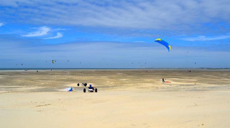Strand bij de Brouwersdam - Bekijk meer foto's op www.reiskrantreporter.nl/reports/5714
