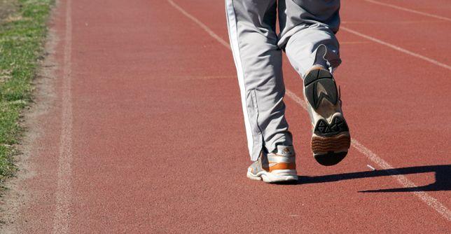 Meu esporte é caminhada