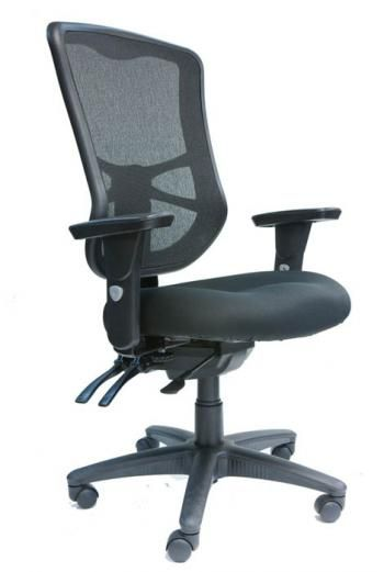 The Met Executive Mesh Chair