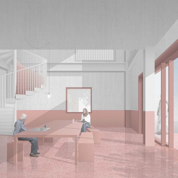 Duggan Morris Architects http://dugganmorrisarchitects.com/#news/item/2015-10/energy-hub-planning-approval