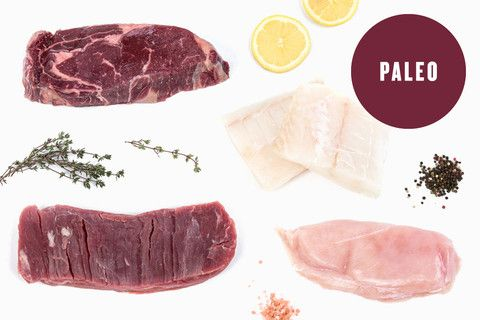Meat Packs - Organic Meat & Seafood Meat Packages — Greensbury Market — Organic Meat & Seafood Delivery