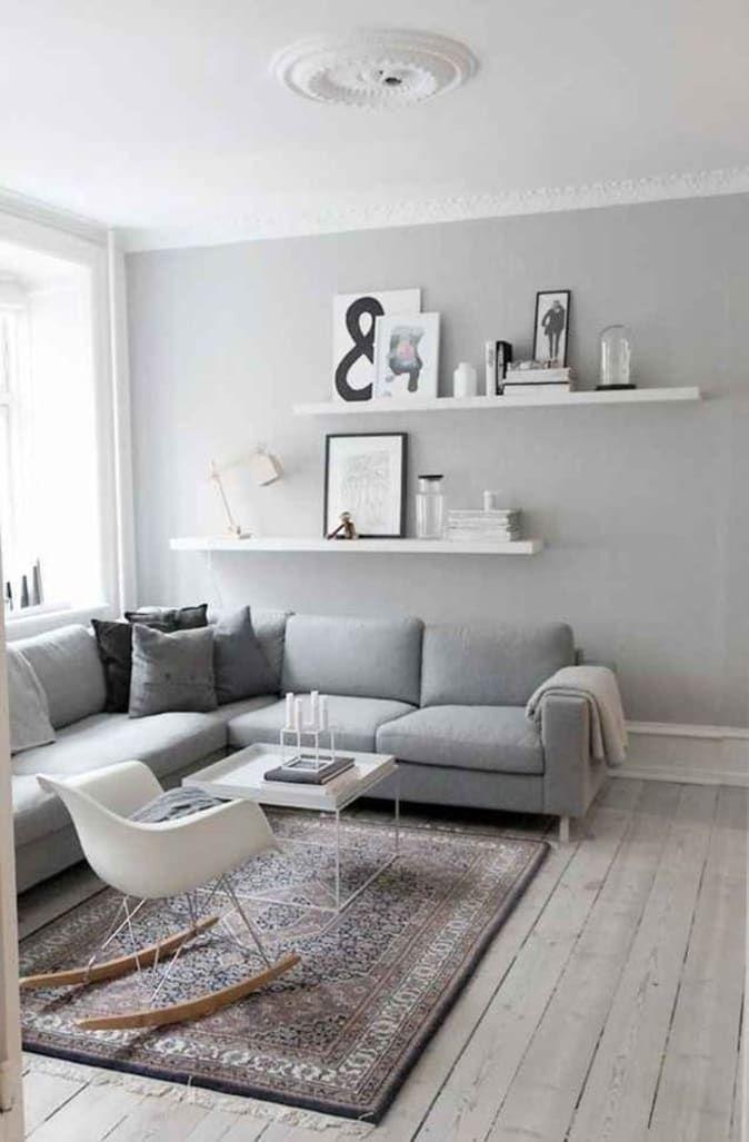 23 Examples Of Minimal Interior Design 37 Living Room Scandinavian Small Modern Living Room Scandinavian Design Living Room