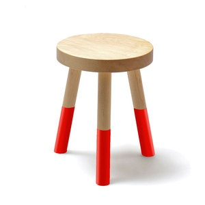 Holy Stool Small Neon Red now featured on Fab.