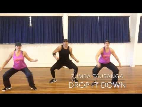 Drop It Down - Zumba Tauranga - YouTube
