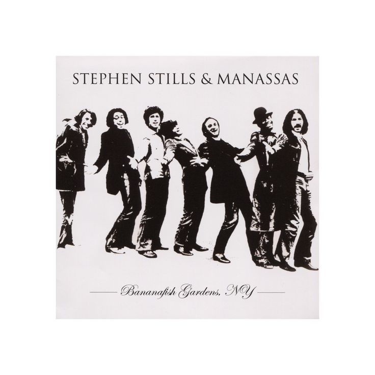 Stephen stills - Bananafish gardens ny (Vinyl)