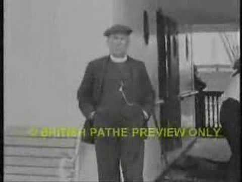 Historic Titanic Video Footage View old footage of the real ship itself. This is the 1912 version of the story told through a collection of surviving Titanic video clips. Take a trip back in time as you enjoy this historical and priceless footage.