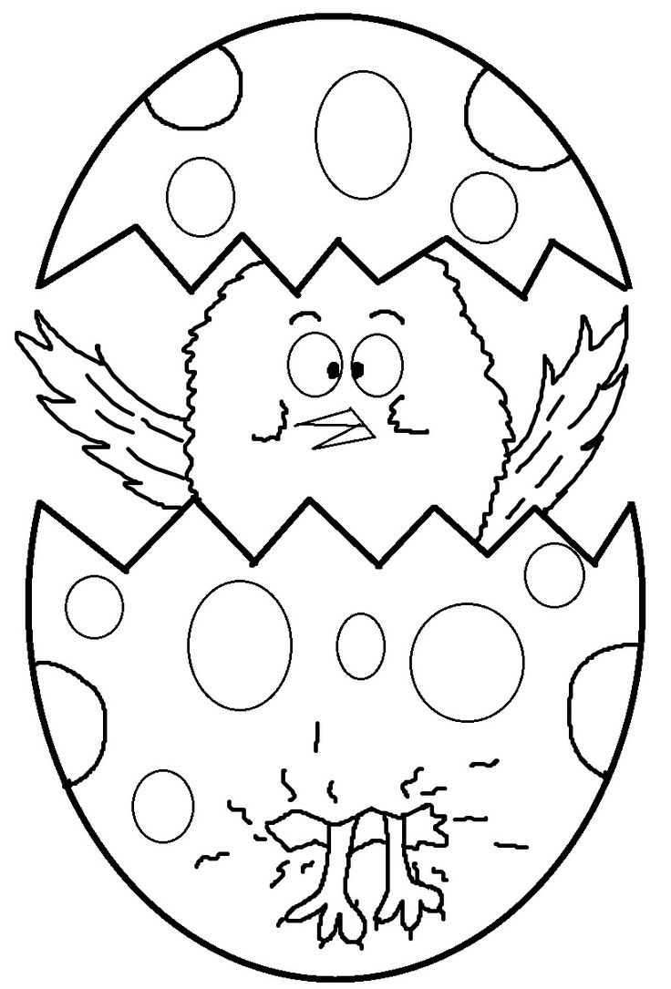 72 best Easter Coloring Pages images on Pinterest | Osterhase ...