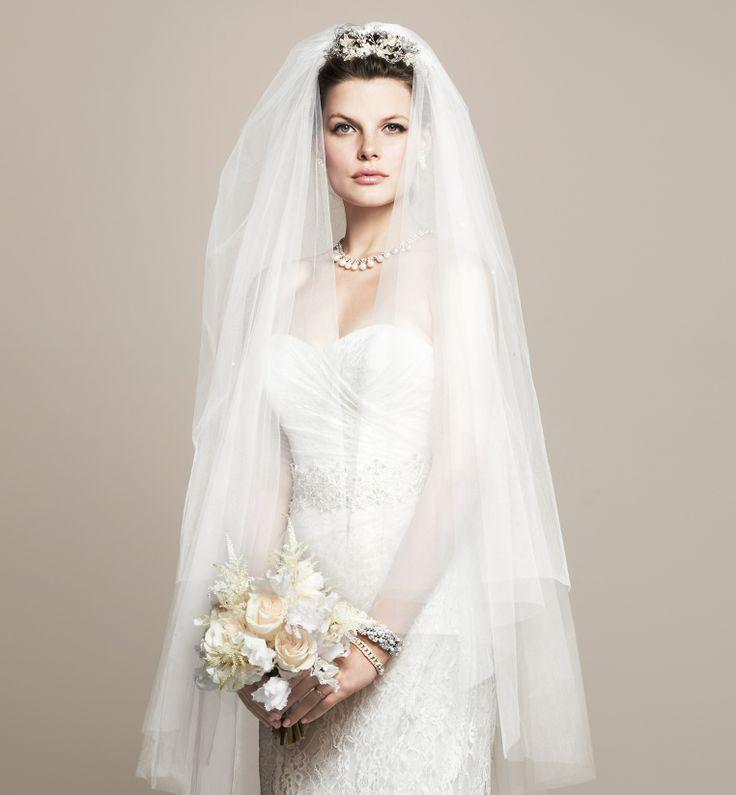 15 best Wedding Vails images on Pinterest | Bridal gifts, Bridal ...