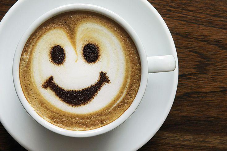 En Güzel Kahve Üstü Resimleri – Kahve Sanatı