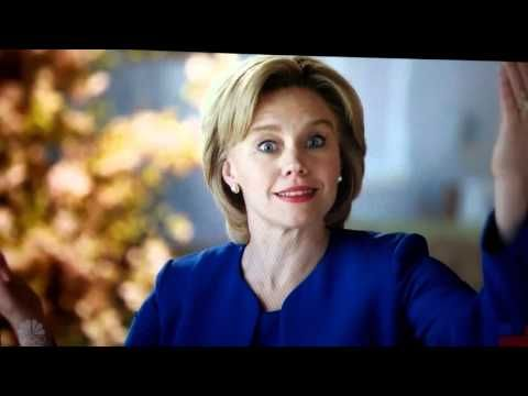 """Hillary Clinton SNL Commercial Ad Morphs into Bernie Sanders Saturday Night Live Feel The Bern Full HD 