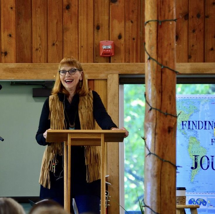 Need a speaker for your next event? You might consider Sue Donaldson from welcomeheart.com. Find our more at this link: http://welcomeheart.com/speaker-information