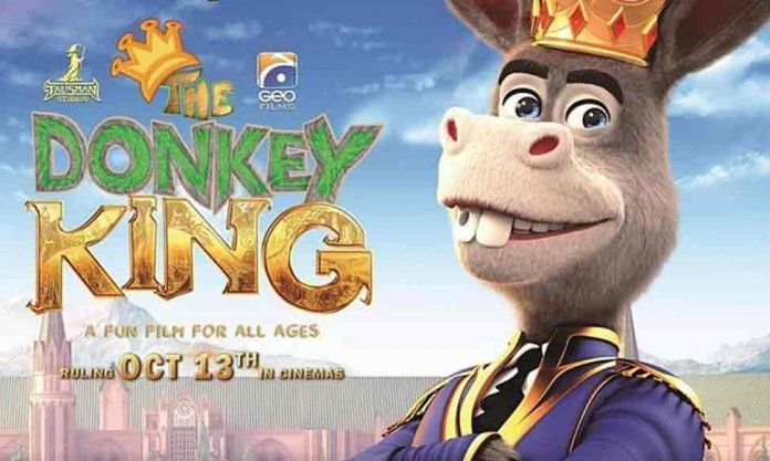 The Donkey King With Images Animated Movies Funny Full Movies