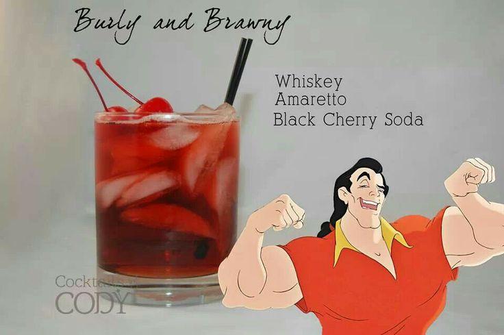 Disney's mixed drinks