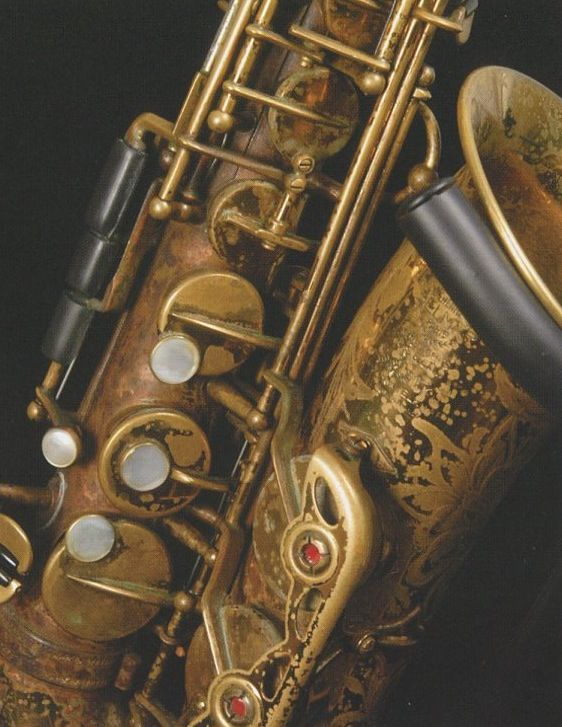 Eric Dolphy's Selmer Super Action Alto Saxophone Serial