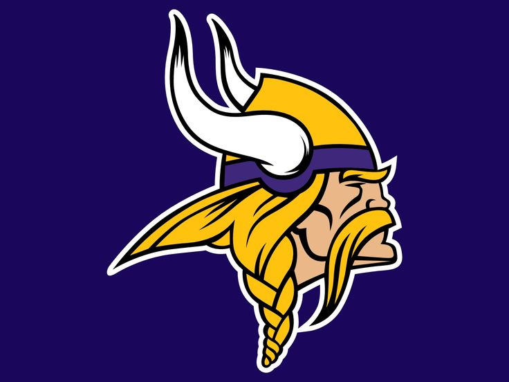 Minnesota Vikings Logo http://www.vikings.com/ http://pinterest.com/nfldraftday/