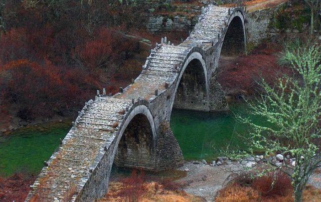 Ζαγοροχώρια: 46 πανέμορφα χωριά σκαρφαλωμένα στα βουνά των Ιωαννίνων! - ΑΝΕΞΙΤΗΛΟ