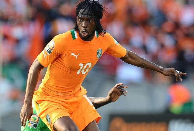 GERVINHO, Gervais Lombe Yao Kouassi | Forward | Arsenal (ENG) | @GervinhOfficial | Click on photo to view skills
