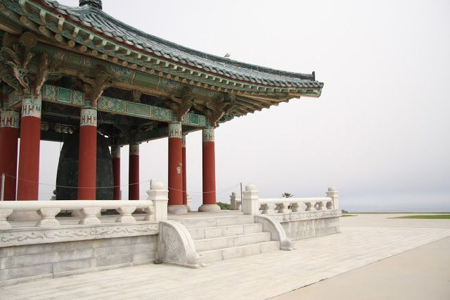 The Korean Friendship Bell | LA to Z