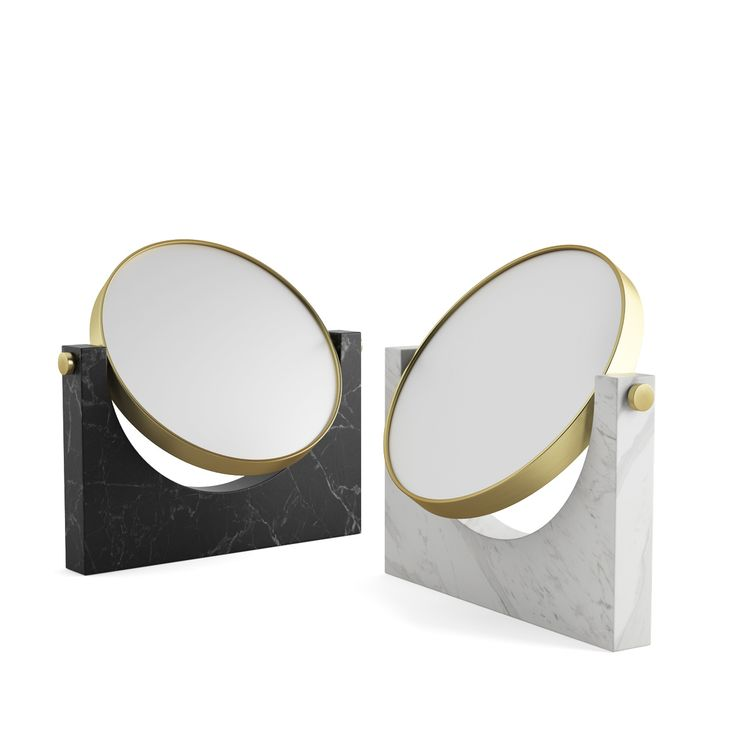 Free 3d model: Pepe Marble Mirror by Menu http://dimensiva.com/pepe-marble-mirror-by-menu/