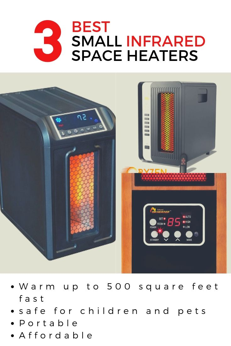 What S The Best Small Infrared Space Heater In 2019 Infrared Heater Best Space Heater Light Therapy