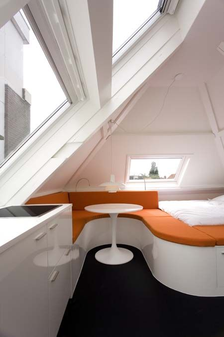 Maff Apartment by Queeste Architecten - Dezeen