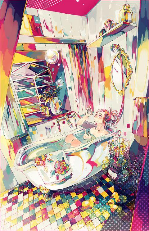 ラブコール・バスルーム
