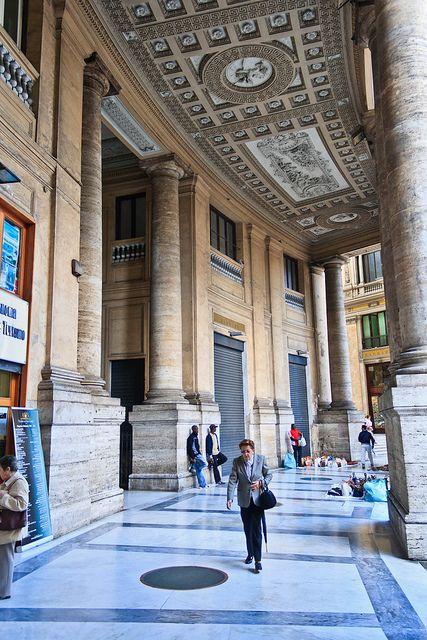 Galleria Umberto - Naples, Italy