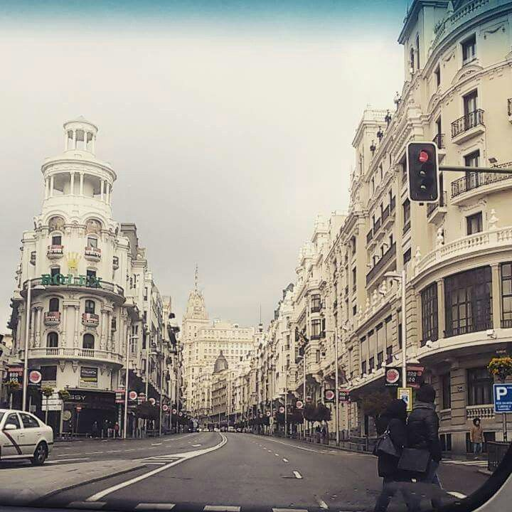 Ya te echo de menos  Madrid
