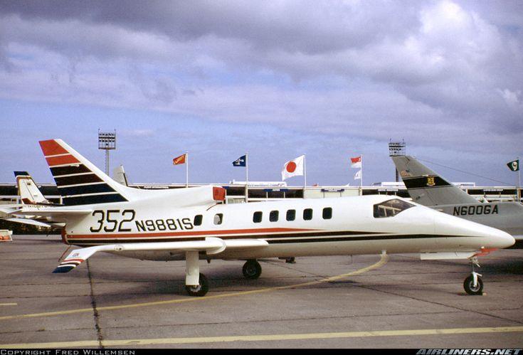 Commander Fanjet 1500 - Gulfstream Aerospace Corporation |