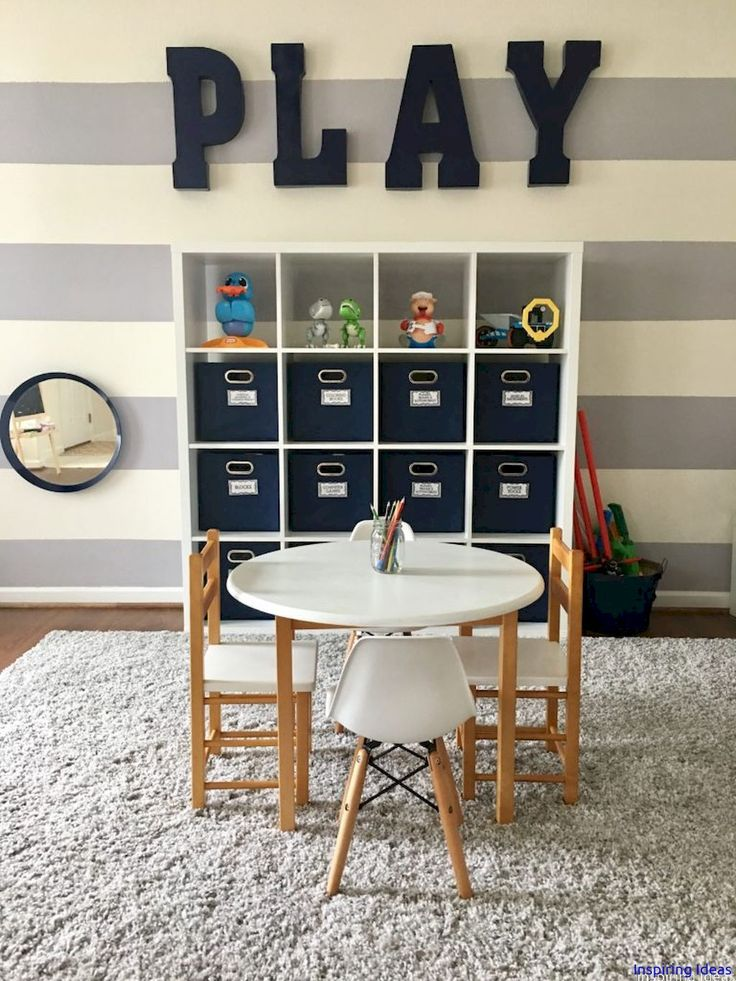Gorgeous 40 Amazing Dreamed Playroom Ideas https://roomaniac.com/40-amazing-dreamed-playroom-ideas/