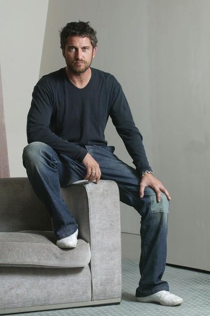 Gerard Butler Body 2012