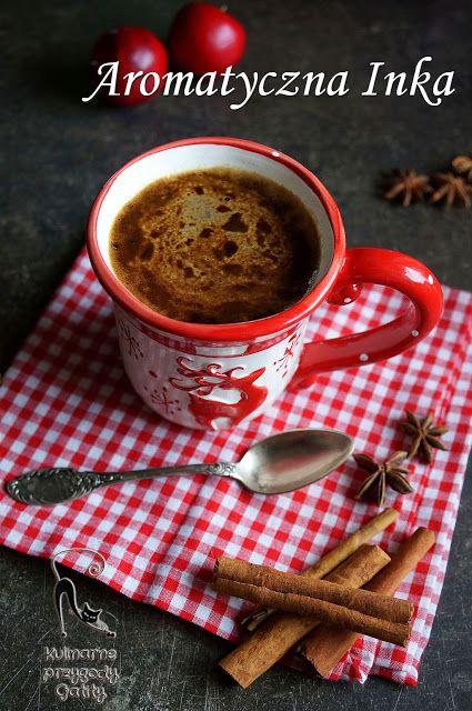 Kulinarne przygody Gatity: Aromatyczna kawa Inka z pieczonym jabłkiem