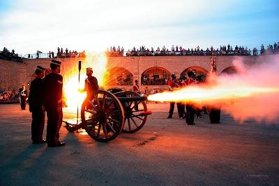 Fort Henry Sunset Ceremonies Available on Wednesdays & Saturdays