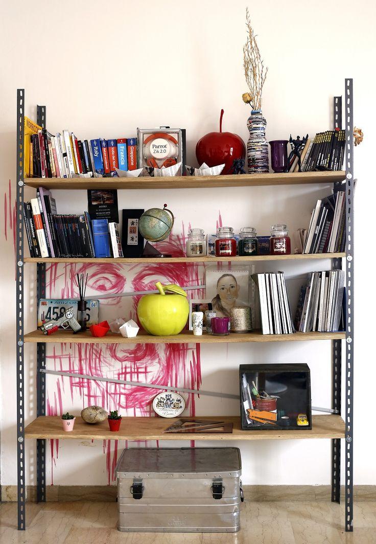 Libreria fai da te e decorazioni by Yankee Candle