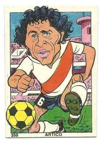 Artico #350 - River Plate 1976