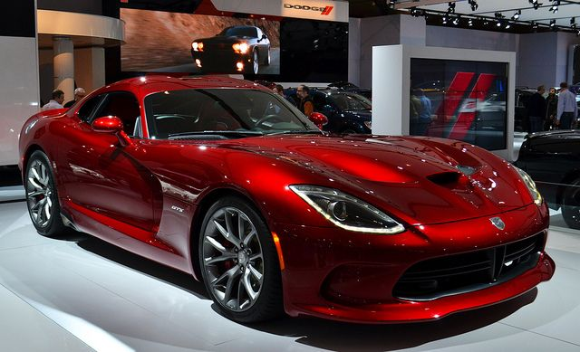 Dodge Viper | Flickr - Photo Sharing!          My absolute dream car!!! Ke
