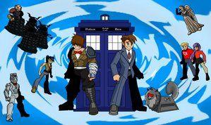 Aqw+Dr Who