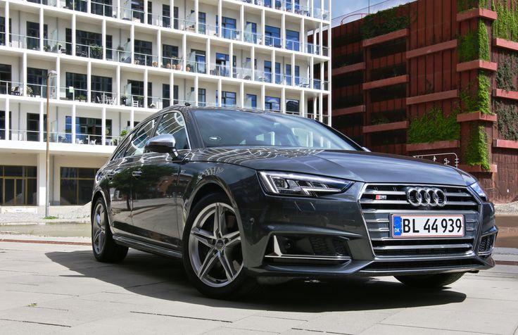 Underspillet familieraket, Audi S4