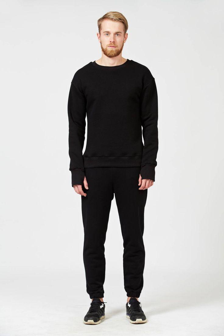Sweatshirt & Mit