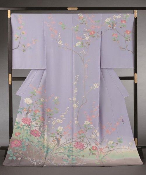 加賀友禅 | 伝統的工芸品 | 伝統工芸 青山スクエア