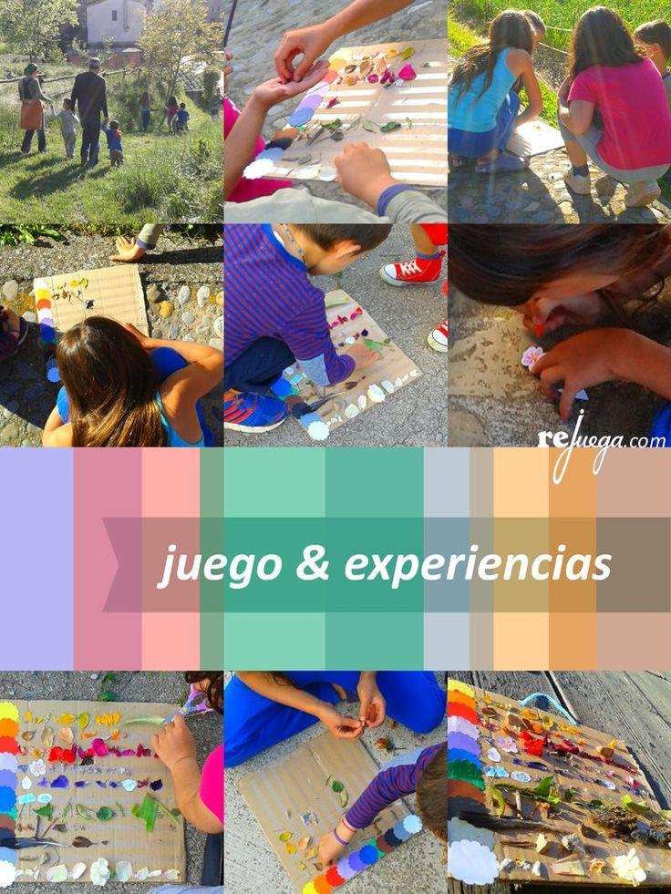 Educar la mirada del niño: Niños exploradores de detalles