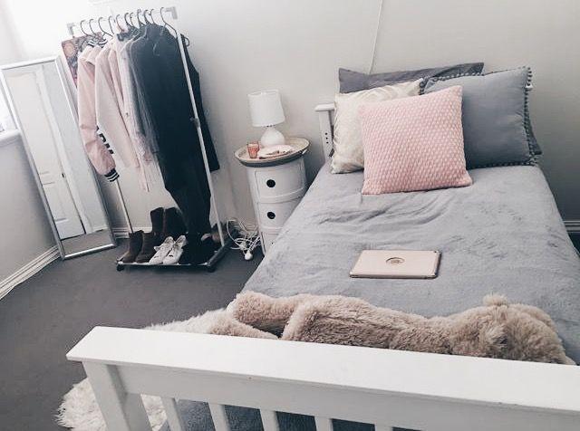 the 25 best rose gold bed sheets ideas on pinterest fluffy blankets blush pink comforter and. Black Bedroom Furniture Sets. Home Design Ideas