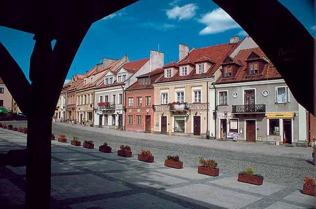 Sandomierz                                                                                                                                                                                 More