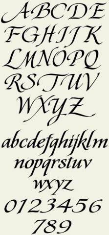 Letras Para Tatuajes De Nombres Letras Para Tatuajes Letras May 250 Sculas Y Min 250 Sculas Y Letras
