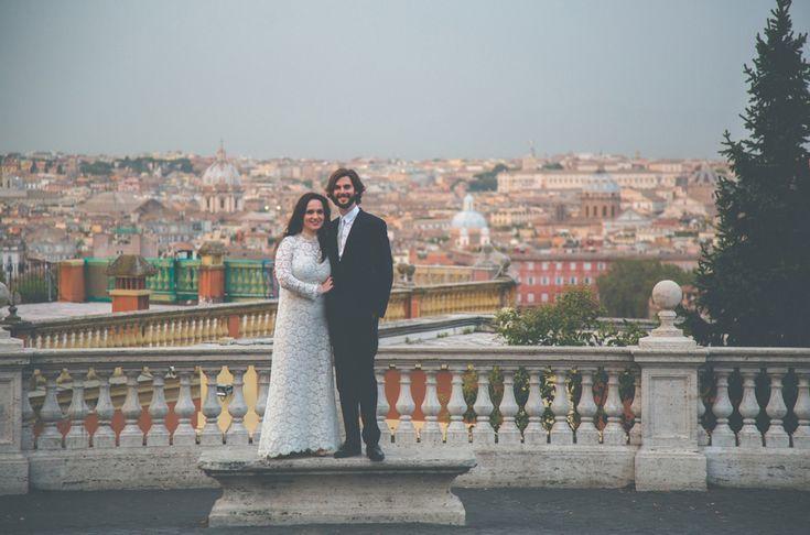 Wedding in Roma