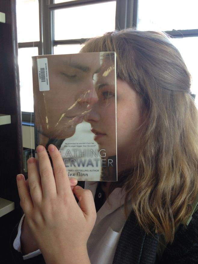 BookFace Contest Winners!   Book, Line, and Sinker