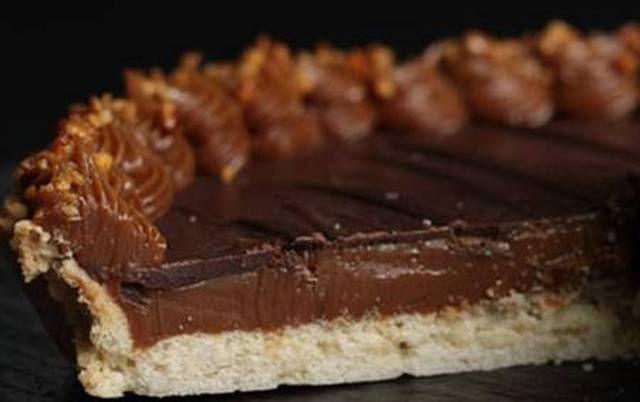 TARTA HAVANNA #tartas #repostería #dulce de leche
