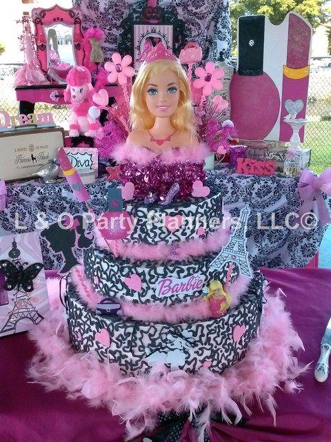 17 Best Images About Barbie Party Ideas On Pinterest
