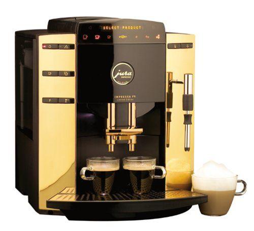 impressa f9 espresso machine gold - Jura Coffee Maker
