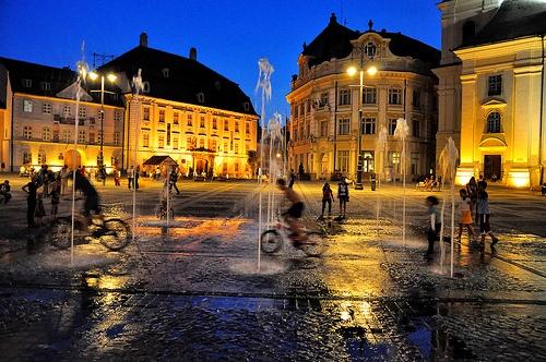 Hermannstadt (Sibiu)- Romania